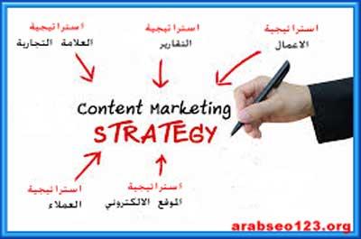 استراتيجية-تسويق-محتوى