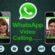 طريقة تفعيل مكالمات الفيديو على تطبيق واتس اب